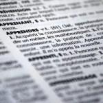 Les nouveaux mots du dictionnaire en 2016