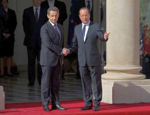 politique : Sarkozy et Hollande